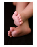 Little Baby Toes Photographic Print by Allison Saurino