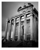 Ancient Roman Building Photographic Print by Alexis Swendener