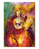 Sapho Giclee Print by Bulgan Lumini