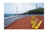 Arecibo Lighthouse View, Puerto Rico Photographic Print by George Oze