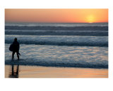 Ocean Beach Sunset IV Photographic Print by Brendan Mcweeney