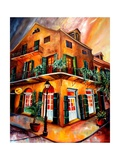 Big Easy Sunset Giclee Print by Diane Millsap