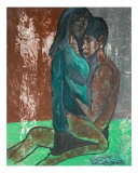 Love Giclee Print by D SylverFoust