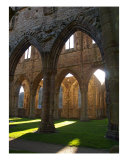 Tintern Abbey Arches-1 Photographic Print by Jennifer Norland