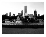 Buckingham Fountain Photographic Print by Jason Wolf
