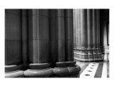 Washington National Cathedral - Columns Photographic Print by Harold Mccray