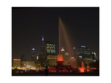 Chicago White Sox Skyline Photographic Print by Patrick Warneka