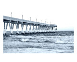 Johnny Mercers Pier Photographic Print by Sheryl Long