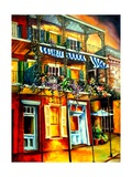 Shop On Royal Street Giclee Print by Diane Millsap