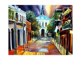 Saint Louis Cathedral - New Orleans Giclee Print by Diane Millsap