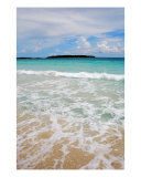 Blue Beach Photographic Print by Andrew Byczko
