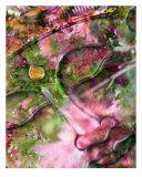 Garden Zen Goddess I Giclee Print by Francisco Valente