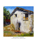 Another Barn In Rio Caliente, Spain Reproduction procédé giclée par Manuela Valenti