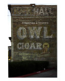 Owl Cigars Photographic Print by Clarence Carvell