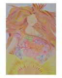 Spring Giclee Print by Elizabeth Kalman