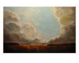 Sunset In Summer Giclee Print by Douglas King