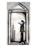 Dracula Giclee Print by Derek Mckindles