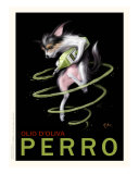 Olio dOliva Perro - Jack Russell Giclee Print by Chad Otis