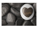 Stone Heart Photographic Print by Alex Bramwell