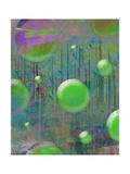 My Solar System II Prints by Ricki Mountain