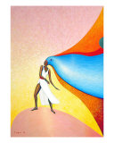 Freedom Giclee Print by Necip Tuyeni