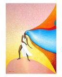 Freedom Giclee Print by Necip Tuyeni