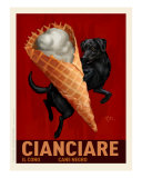 Cianciare - Lab Giclee Print by Chad Otis