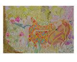 Summer Giclee Print by Elizabeth Kalman