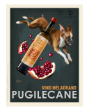 Pugilecane - Boxer Posters by Chad Otis