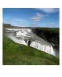 Gulfoss Photographic Print by Mary Lane