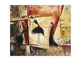 Dancing Butterflies Giclee Print by Megan Aroon Duncanson