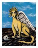 Sphinx Giclee Print by Derek Mckindles