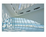 Milwaukee Art Museum Photographic Print by Brendan Mcweeney
