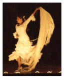 637 Flamenco Dancer Photographic Print by Scott Kuehn