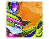 Classic Car XIII Giclee Print by Francisco Valente