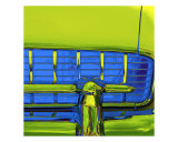 Classic Car X. Giclee Print by Francisco Valente