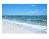 Beach Waves III Photographic Print by Florene Welebny