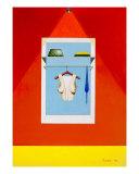 Modern Life Giclee Print by Necip Tuyeni