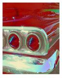 Classic Car Detail I Fotografie-Druck von Francisco Valente