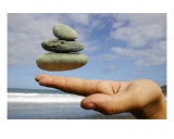 Zen in Hand Photographic Print by Alex Bramwell