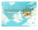 Boundaries Of Heaven Giclee Print by Derek Mckindles
