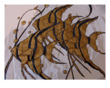 I Think Were Goldfish Photographic Print by Florene Welebny