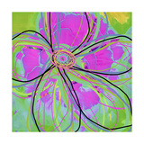 Big Pop Floral III Giclee Print by Ricki Mountain