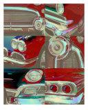 Classic Car Detail Fotografie-Druck von Francisco Valente