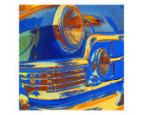 Classic Car XII Giclee Print by Francisco Valente