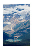 Lake Louise with Mt Victoria, Alberta Canada Photographic Print by George Oze