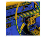 Classic Car XIV Giclee Print by Francisco Valente