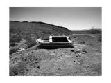 Mohave Boat Impressão fotográfica por John Gusky