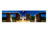 Stonehenge Giclee Print by Derek Mckindles