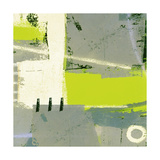 Abstract Big Break Giclee Print by Ricki Mountain